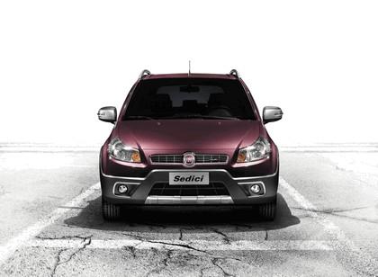 2012 Fiat Sedici 4