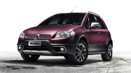 2012 Fiat Sedici 2