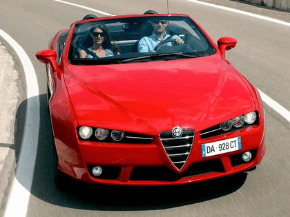 2006 Alfa Romeo Spider 31