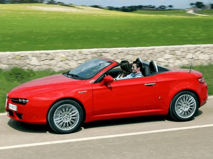 2006 Alfa Romeo Spider 36