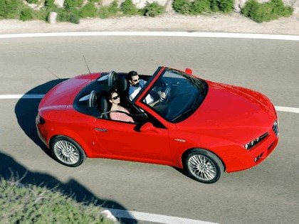 2006 Alfa Romeo Spider 41