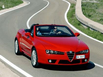2006 Alfa Romeo Spider 47