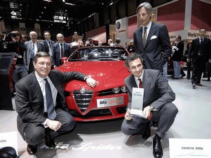 2006 Alfa Romeo Spider 81