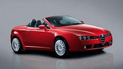 2006 Alfa Romeo Spider 7