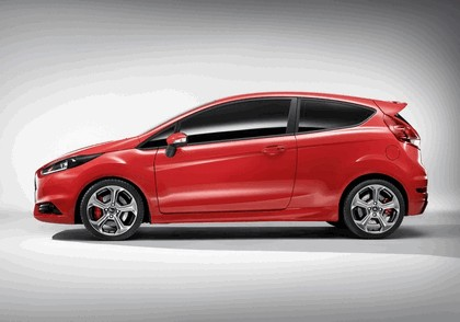 2011 Ford Fiesta ST concept 5