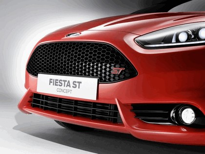 2011 Ford Fiesta ST concept 10