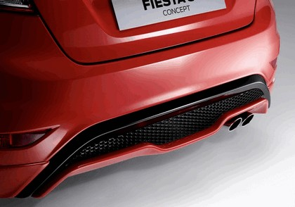 2011 Ford Fiesta ST concept 23