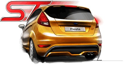 2011 Ford Fiesta ST concept 32