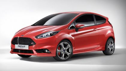 2011 Ford Fiesta ST concept 9