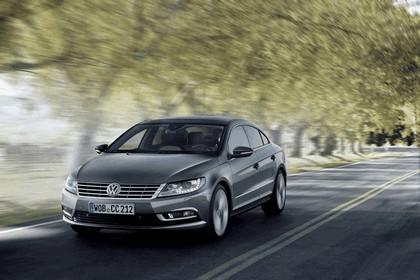 2012 Volkswagen CC 7