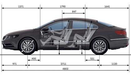 2012 Volkswagen CC 32