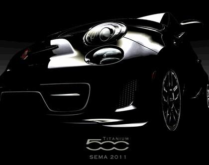 2011 Fiat 500 Titanium 3