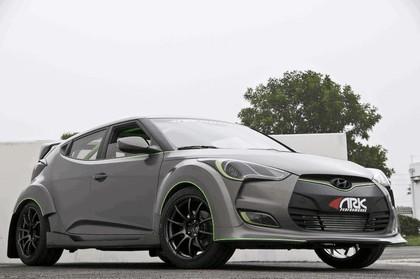 2011 Hyundai Veloster by Ark Performance 3