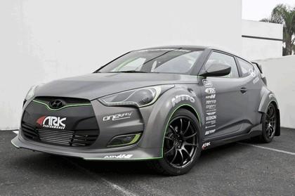 2011 Hyundai Veloster by Ark Performance 16