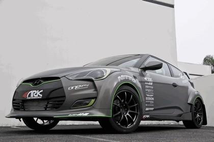 2011 Hyundai Veloster by Ark Performance 18