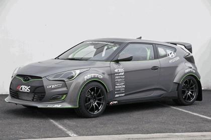 2011 Hyundai Veloster by Ark Performance 19