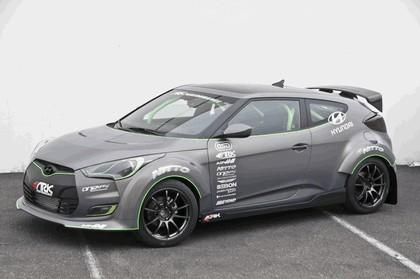 2011 Hyundai Veloster by Ark Performance 21
