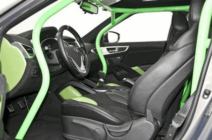 2011 Hyundai Veloster by Ark Performance 33