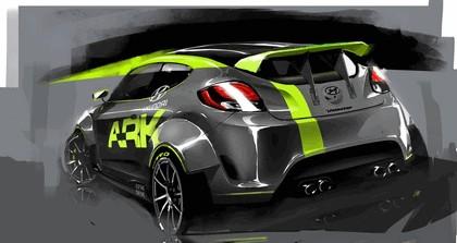 2011 Hyundai Veloster by Ark Performance 48