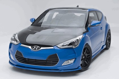 2011 Hyundai Veloster by PM Lifestyle 1