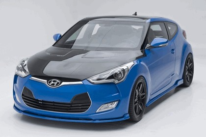 2011 Hyundai Veloster by PM Lifestyle 2