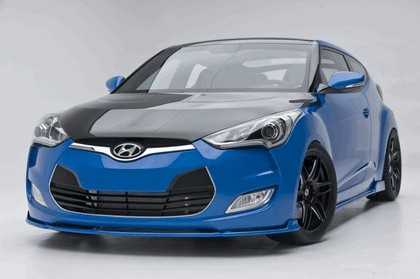 2011 Hyundai Veloster by PM Lifestyle 3