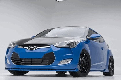 2011 Hyundai Veloster by PM Lifestyle 5