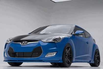 2011 Hyundai Veloster by PM Lifestyle 6