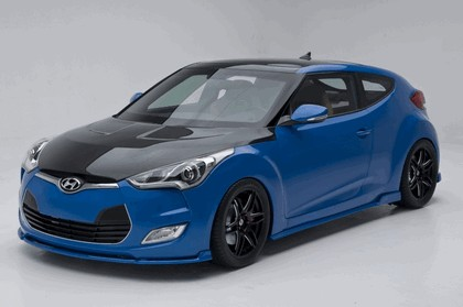 2011 Hyundai Veloster by PM Lifestyle 7