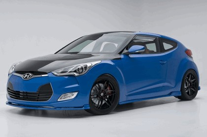 2011 Hyundai Veloster by PM Lifestyle 10