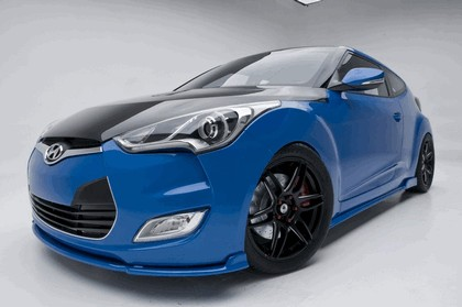 2011 Hyundai Veloster by PM Lifestyle 12