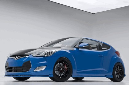 2011 Hyundai Veloster by PM Lifestyle 14