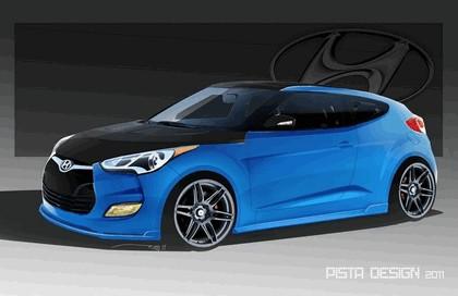 2011 Hyundai Veloster by PM Lifestyle 40