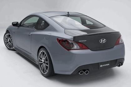 2011 Hyundai Genesis coupé by Hurricane SC 10