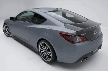 2011 Hyundai Genesis coupé by Hurricane SC 11