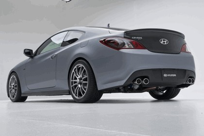 2011 Hyundai Genesis coupé by Hurricane SC 14