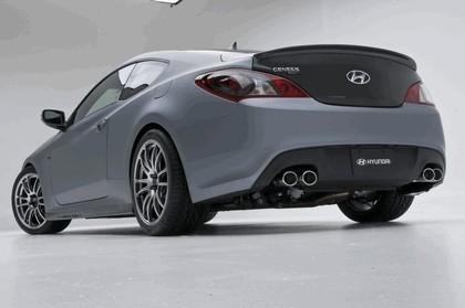 2011 Hyundai Genesis coupé by Hurricane SC 15