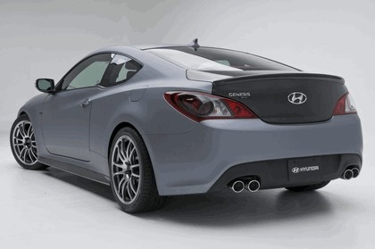 2011 Hyundai Genesis coupé by Hurricane SC 16