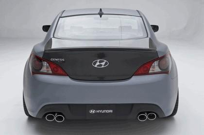 2011 Hyundai Genesis coupé by Hurricane SC 17