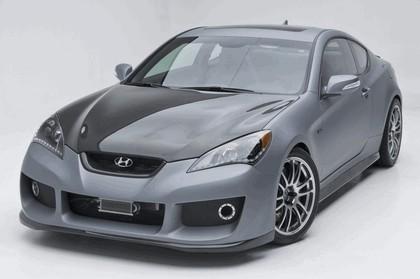 2011 Hyundai Genesis coupé by Hurricane SC 20