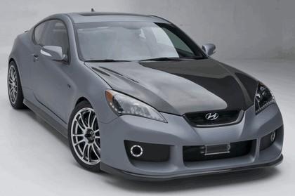 2011 Hyundai Genesis coupé by Hurricane SC 37