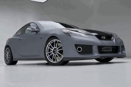 2011 Hyundai Genesis coupé by Hurricane SC 39