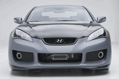 2011 Hyundai Genesis coupé by Hurricane SC 40