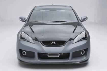 2011 Hyundai Genesis coupé by Hurricane SC 41