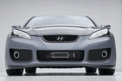2011 Hyundai Genesis coupé by Hurricane SC 42