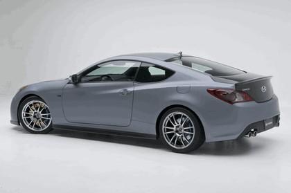 2011 Hyundai Genesis coupé by Hurricane SC 43