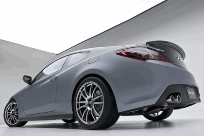 2011 Hyundai Genesis coupé by Hurricane SC 46