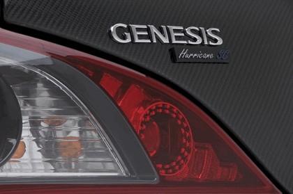 2011 Hyundai Genesis coupé by Hurricane SC 54