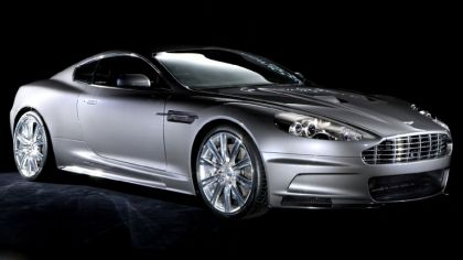 2006 Aston Martin DBS in James Bond 007 - Casino Royale 2