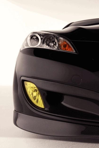 2011 Hyundai Genesis coupé RM500 by Rhys Millen racing 54